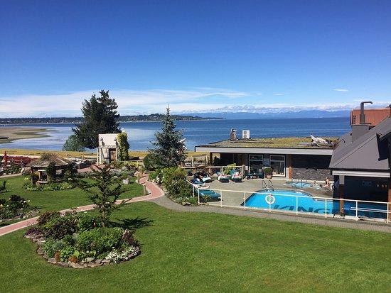 Courtenay, كندا: The spa