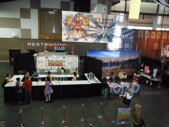 "Puyallup, WA: Oktoberfest NW @ the Washington State Fair Grounds; Manuela Horn"" headliner"