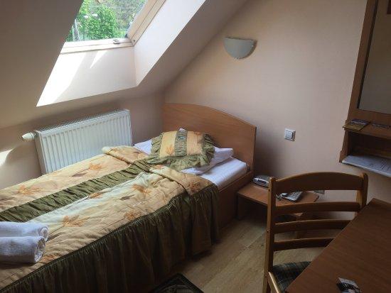 Kutno, Polonia: Pokój nr. 26 na drugim piętrze. 1 osobowy