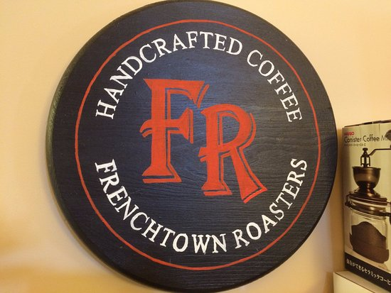 Monroe, MI: We proudly serve Frenchtown Roasters Coffee.