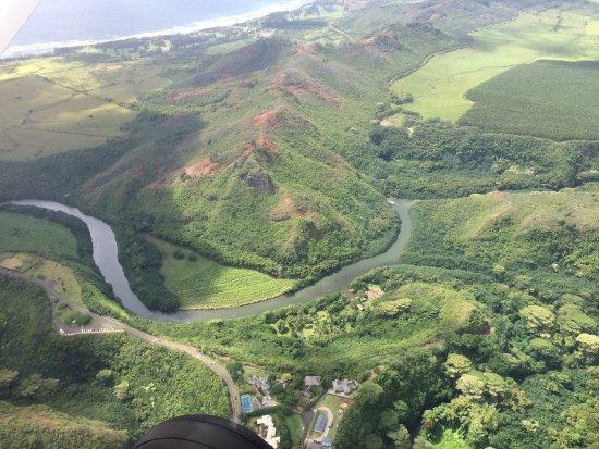 Kilauea, ฮาวาย: Kapaa Weilua River
