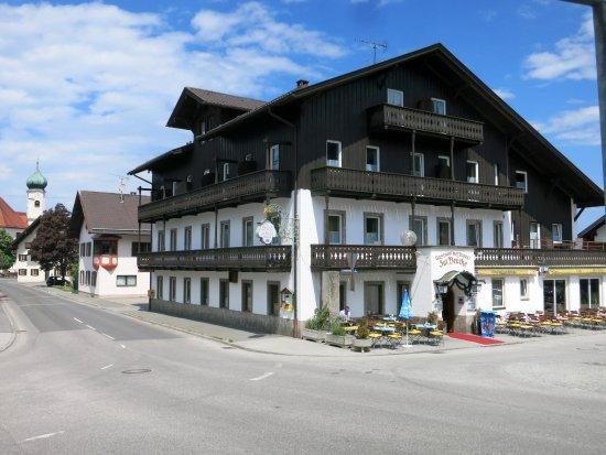 Leutasch, Østerrike: Restaurant Zur Brucke