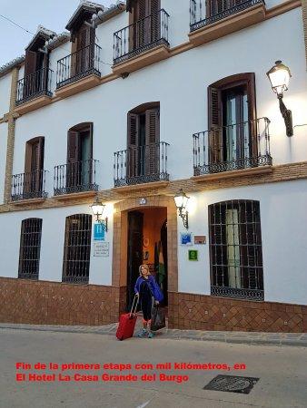 El Burgo Photo