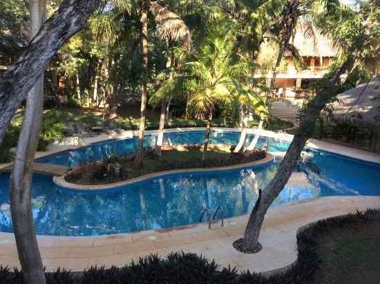 The Lodge at Uxmal-billede