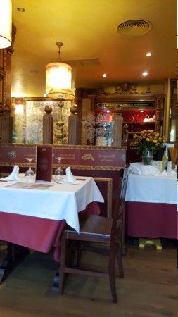 Terraza Picture Of La Tagliatella Av De Los Andes Madrid