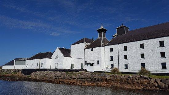 Port Ellen, UK: De distilleerderij