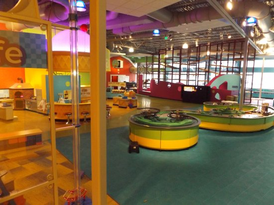 ‪LaunchPAD Children's Museum‬