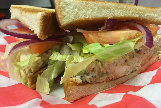 Hillsborough, Carolina del Norte: Housemade Chicken Salad