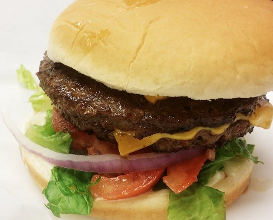 Hillsborough, Carolina del Norte: We have the best Burgers too!