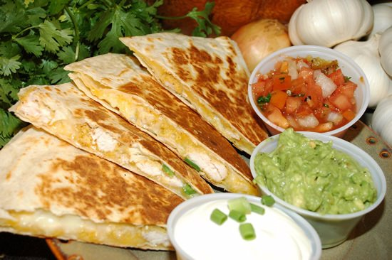 Hyattsville, MD: quesadillas