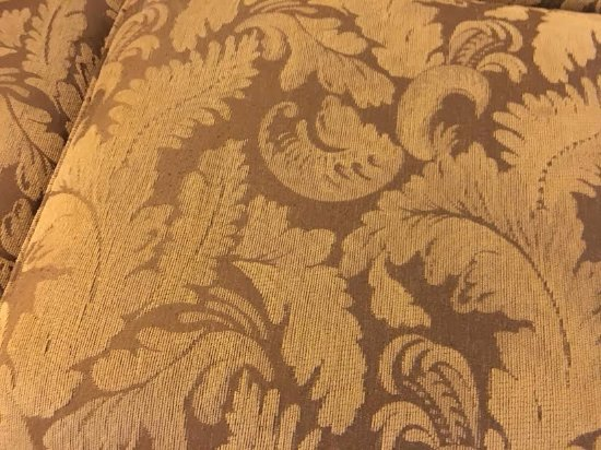 Abbotsford, Canada : Stained sofa
