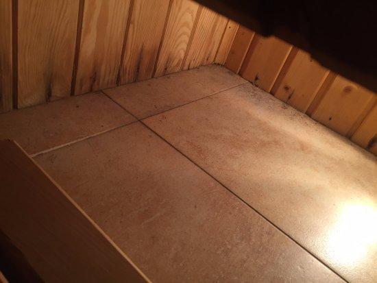 Kowary, Polen: brud w saunie sonarnej