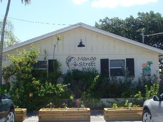 Mango Street Inn: The quaint inn.