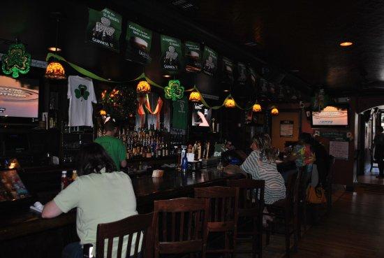 Southern Pines, NC: Bar Shot