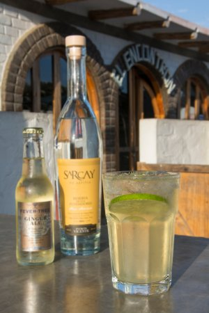 Chilcano Azpitia con Fever Tree Ginger Ale
