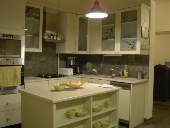 Budapest Rooms: Cucina comune