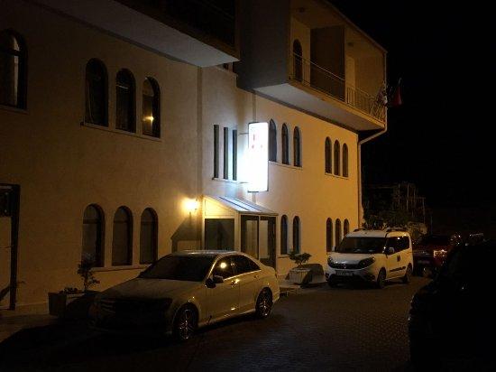Ortahisar, Turkey: Gece Görünüm