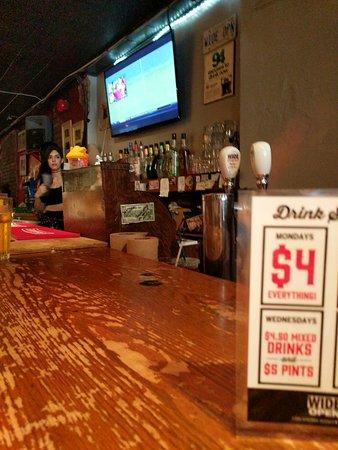Wide Open Bar