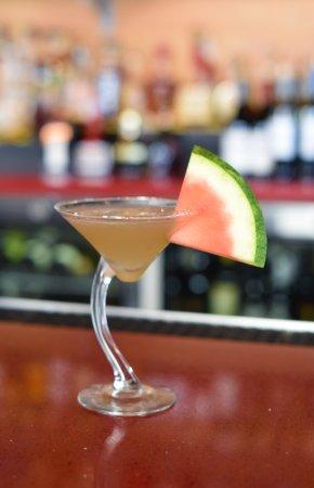Del Mar, Kalifornien: Watermelon Martini