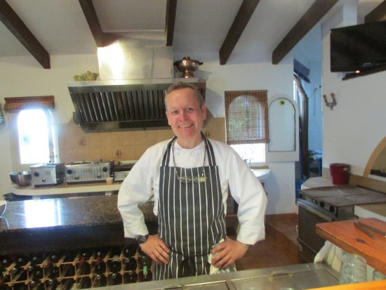 San Climente, Spanien: Pablo great chef and company
