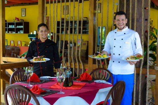 Manatus Hotel: Nuestro restaurante gourmet