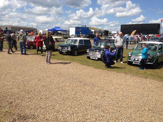 Snetterton Race Track Mini Festival