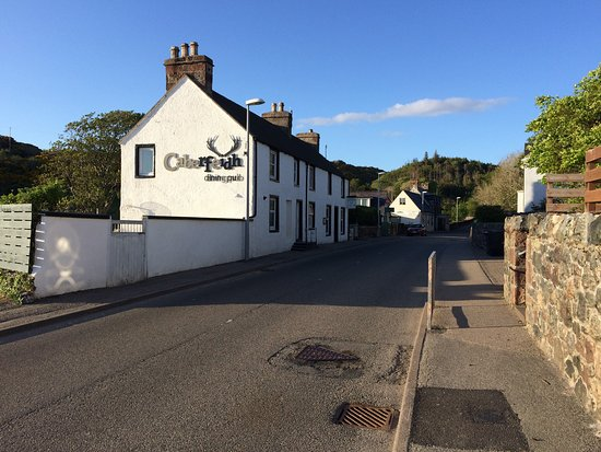 Caberfeidh, Lochinver