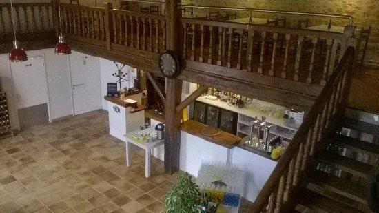 Saint-Cesaire, ฝรั่งเศส: en mode buffet mariage