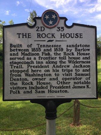 Sparta Rock House