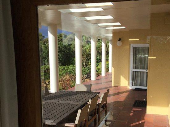 Остров Стюарт, Новая Зеландия: View of the terrace