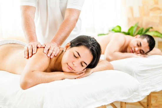 Gaia Hotel & Reserve: Terra Spa provides 6 treatments rooms for a variety of services