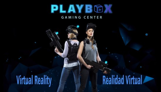 Playbox Gaming Center virtual reality