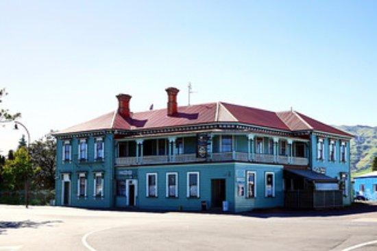 Paeroa, نيوزيلندا: The Historic Paeroa Hotel