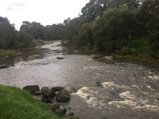 Clifton Hill, Australia: merri creek trail