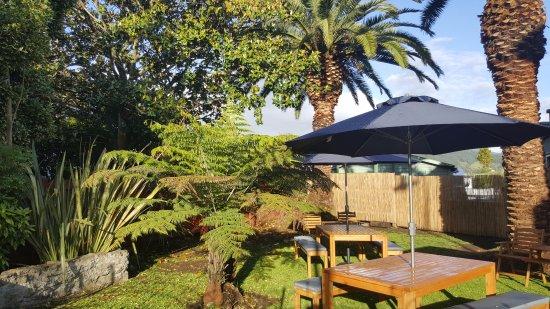 Paeroa, Nova Zelândia: Garden Bar