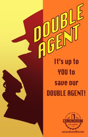 Euless, TX: Double Agent
