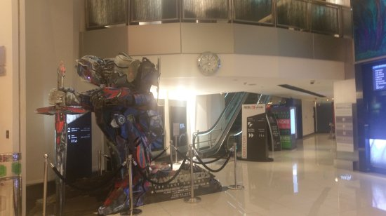 Reel Cinemas Dubai Marina Mall