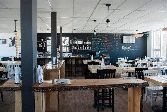 Nicolet, Canada: Pub intérieur