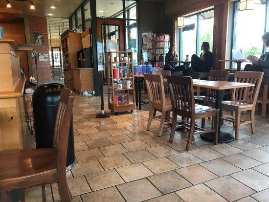 Roseville, MN: Caribou cafe