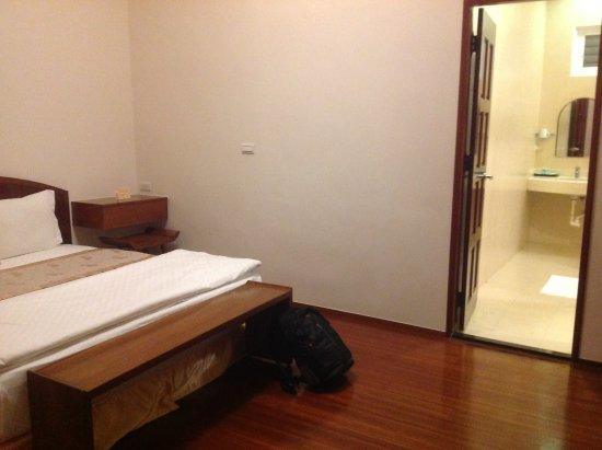 Yuan Hsiang Hot Spring Resort: 房間陳設簡單,但恰到好處