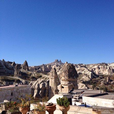 Koza Cave Hotel Goreme Turchia