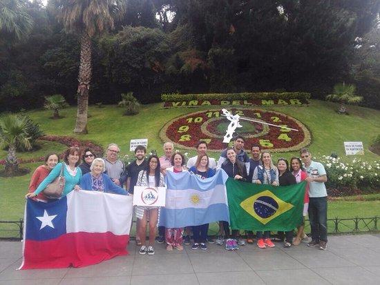 Tour em Chile