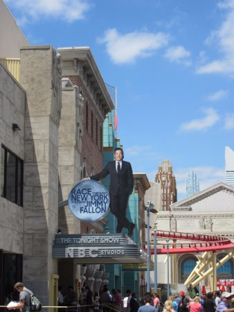 The Newest Attraction Picture Of Universal Studios