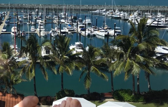 Clarion Hotel Mackay Marina: View from the 5th floor 5006