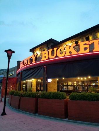 Rusty Bucket Restaurant And Tavern Mason Restaurant Reviews