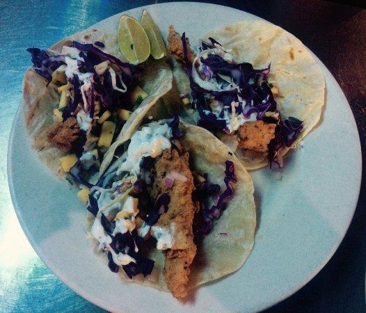 Dumas, TX: Fish Tacos