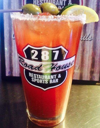 Dumas, TX: Bloody Mary
