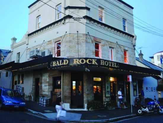 Rozelle, Australia: Bald Rock Hotel