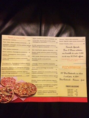 Montfavet, France : Pizza Polo