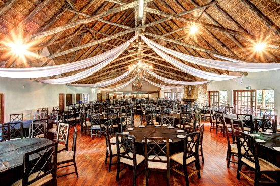 Roodepoort, Sør-Afrika: Wilge hall - for large functions, event and weddings